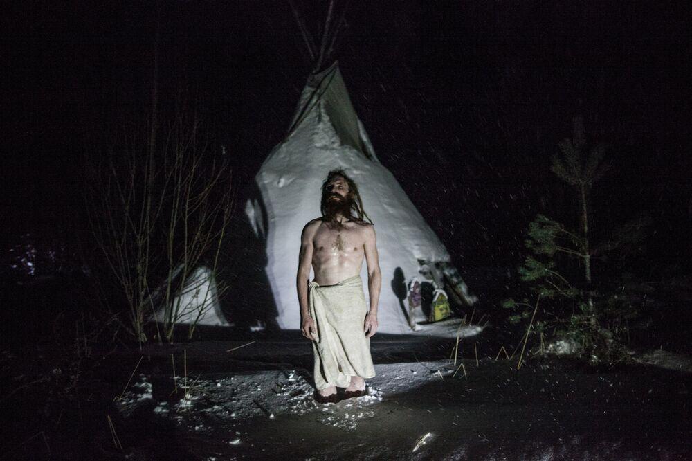 Vítězové fotografické soutěže Andreje Stěnina