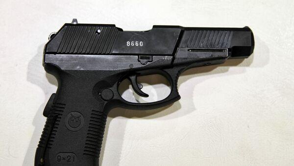 Pistole SR-1 - Sputnik Česká republika