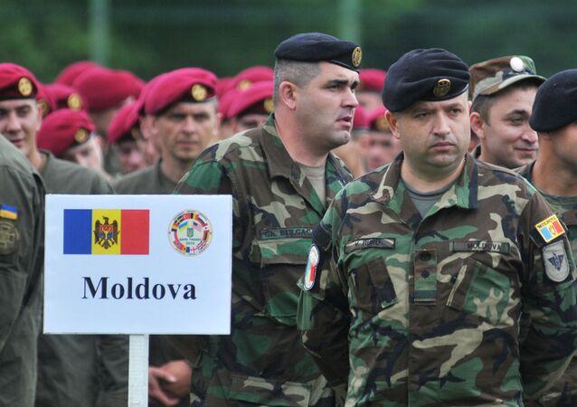Moldavští vojáci