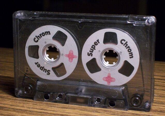 Audiokazeta