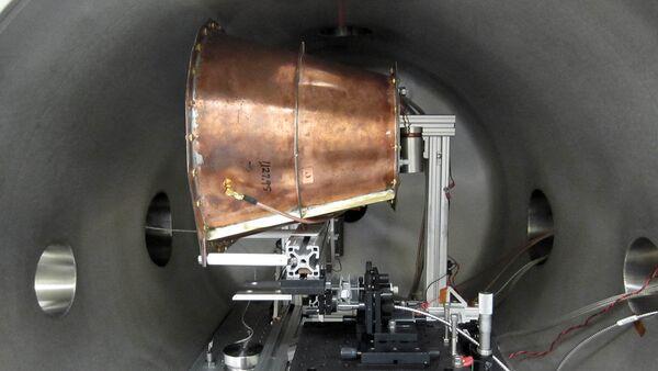 Prototyp motoru EmDrive - Sputnik Česká republika