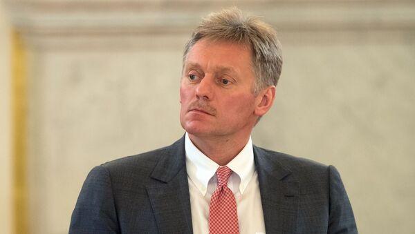 Tiskový mluvčí ruské hlavy státu Dmitrij Peskov - Sputnik Česká republika