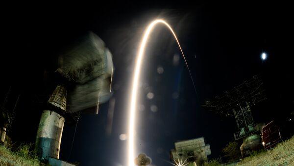 Raketa Sojuz-FG a loď Sojuz MS-06 - Sputnik Česká republika