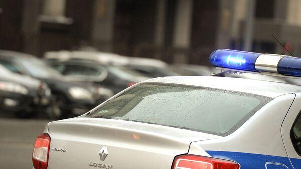 Policejní vůz v Rusku - Sputnik Česká republika