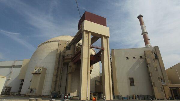Íránská jaderná elektrárna Búšehr - Sputnik Česká republika