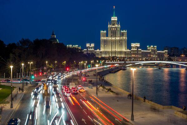 Park Zarjadje v Moskvě - Sputnik Česká republika