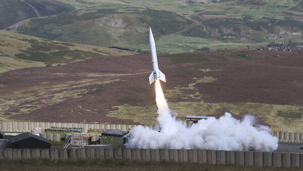 Start rakety Skyholt 2 - Sputnik Česká republika