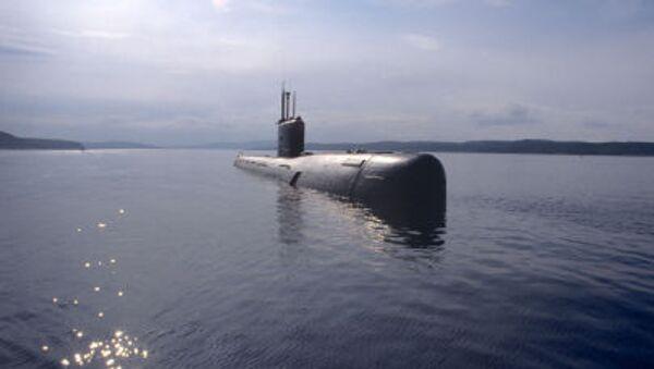 Ruská ponorka. Ilustrační foto - Sputnik Česká republika