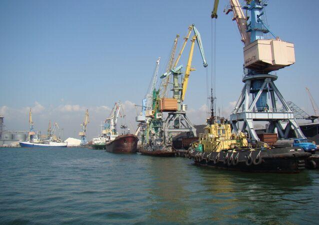 přístav Berďanska