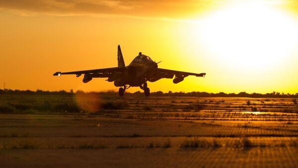 Ruský bitevní letoun - Sputnik Česká republika