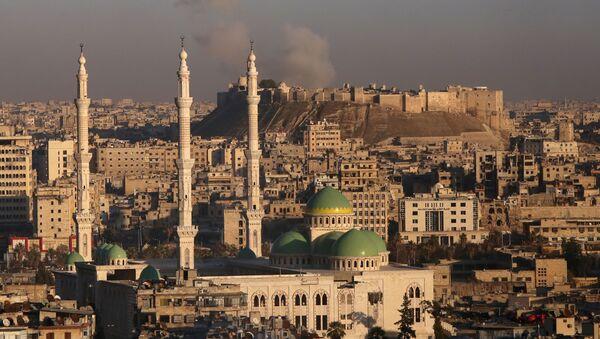 Aleppo, Sýrie - Sputnik Česká republika