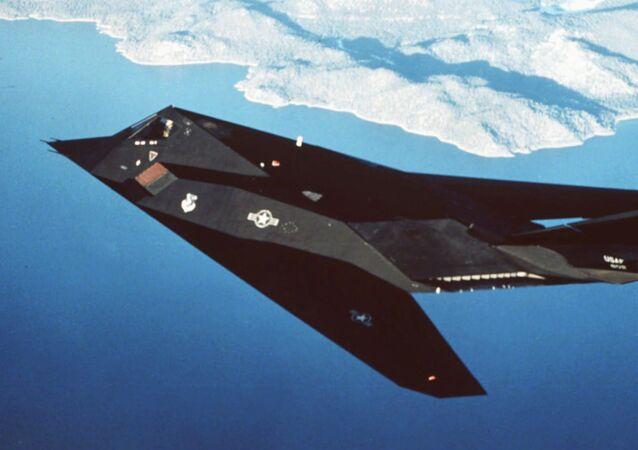 Americký letoun F-117
