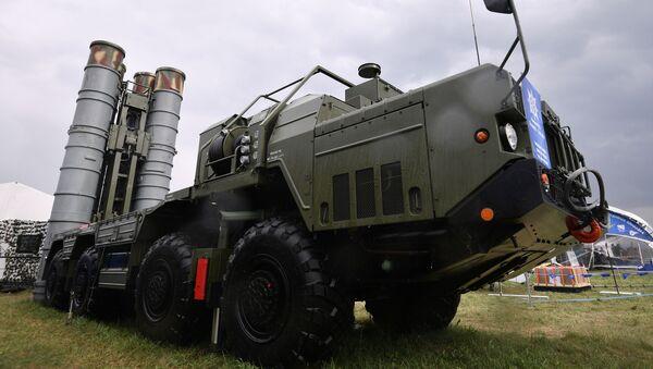 S-400 Truimf - Sputnik Česká republika