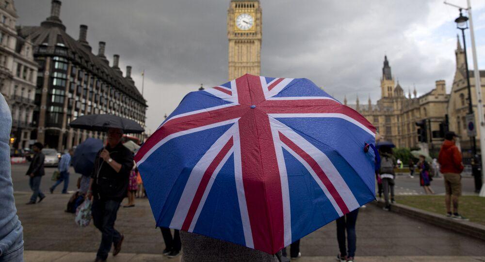 Londýn. Ilustrační foto