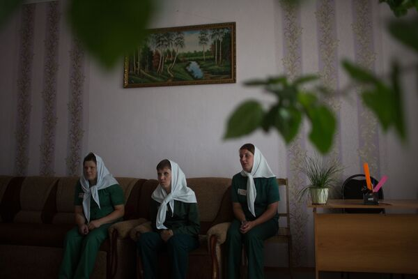 Ženská nápravná kolonie No. 2 v Mordvinsku - Sputnik Česká republika