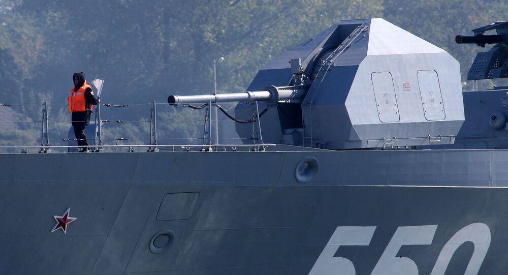 Loď Stereguščij