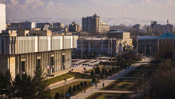 Biškek  - Sputnik Česká republika