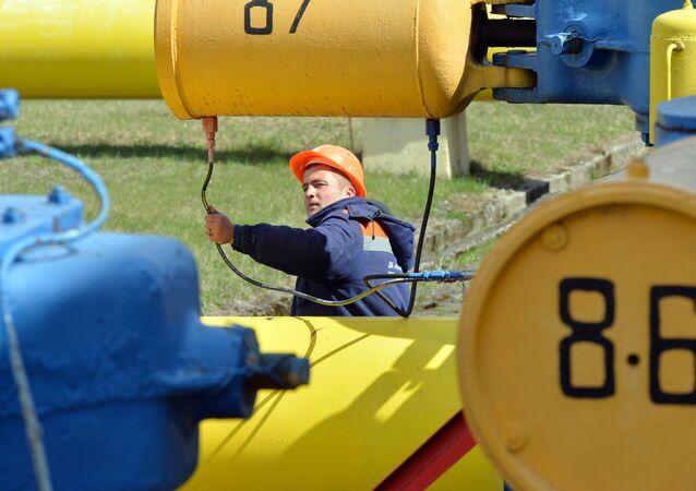 Ukrajinské potrubí