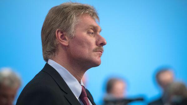 Mluvčí prezidenta RF Dmitrij Peskov - Sputnik Česká republika