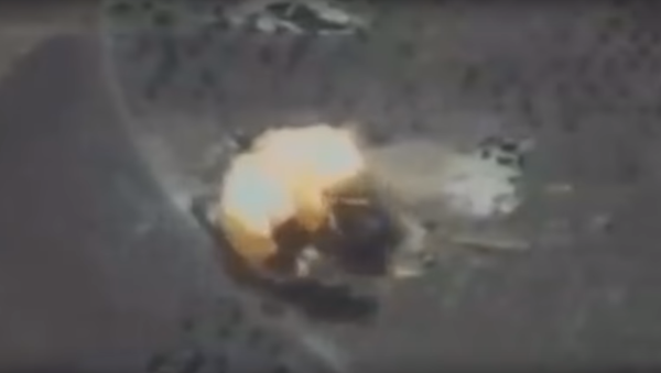 MO RF zveřejnilo video vypuštění Kalibrů z ruské ponorky - Sputnik Česká republika