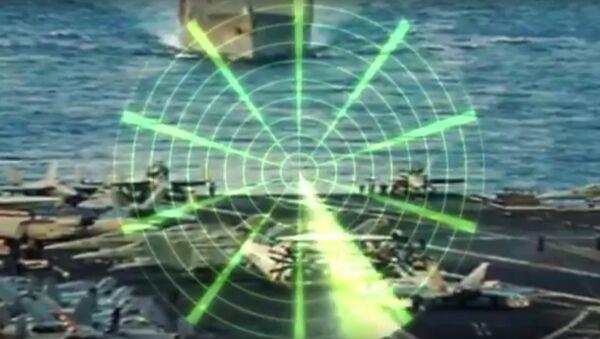 """KLDR předvedla, jak """"ničí"""" americké bombardéry a letadlovou loď - Sputnik Česká republika"""