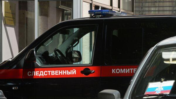 Auto vyšetřovatelů - Sputnik Česká republika