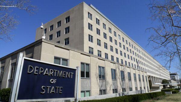 Budova ministerstva zahraničí USA - Sputnik Česká republika