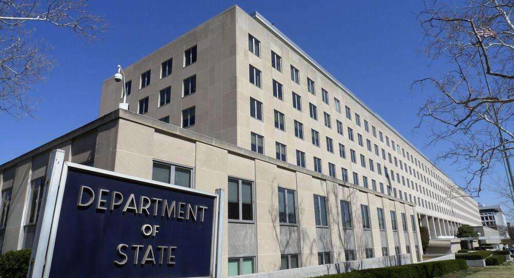Budova ministerstva zahraničí USA