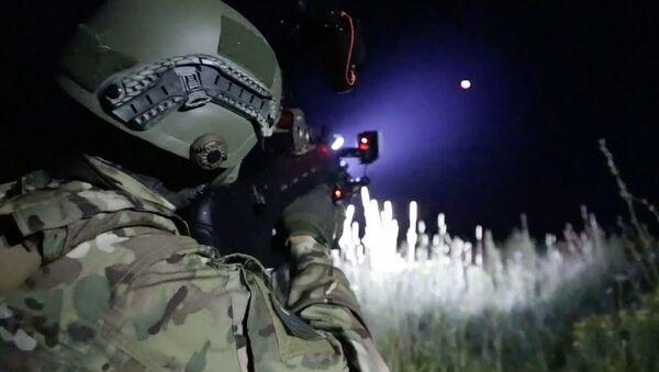 Inovační puška REX-1 - Sputnik Česká republika