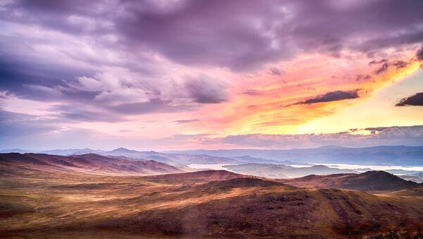 západ slunce - Sputnik Česká republika