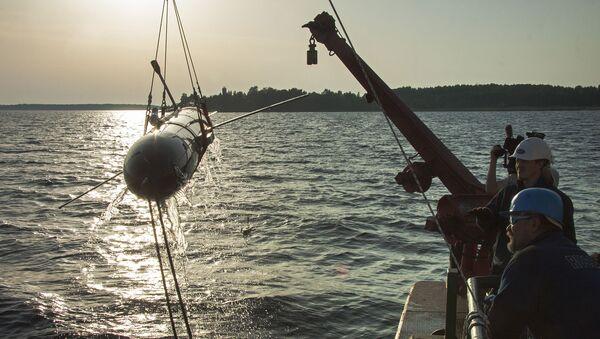 Zkoušky Mořského stínu - Sputnik Česká republika