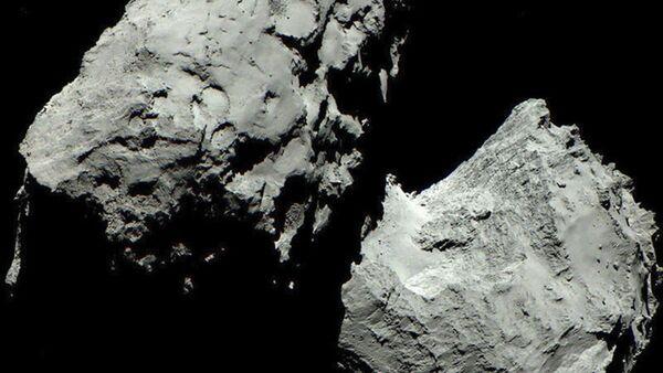 Kometa Čurjumov-Gerasimenko - Sputnik Česká republika