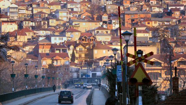 Město Veles v Makedonii - Sputnik Česká republika