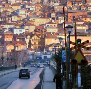 Město Veles v Makedonii