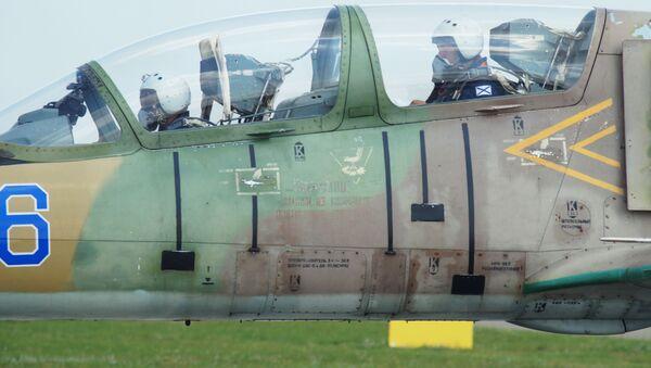 Letoun L-39. Ilustrační foto - Sputnik Česká republika