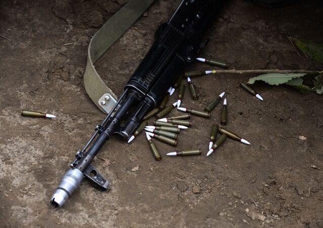 Kulomet a náboje