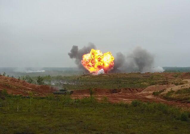 Solncepek, Terminator a Bumerang: zbraně Pozemních vojsk Ruska
