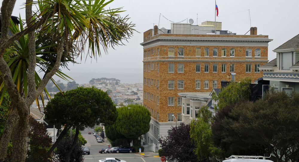 Velvyslanectví Ruska v San Francisku