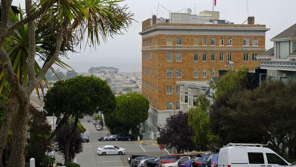 Generální konzulát RF v San Francisku - Sputnik Česká republika