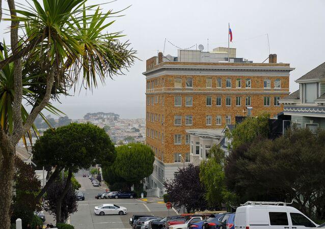 Generální konzulát RF v San Francisku