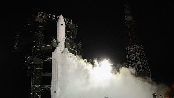 První zkouška rakety Angara A-5 - Sputnik Česká republika