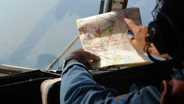 Hledání malajsijského Boeingu vietnamským letectvem - Sputnik Česká republika