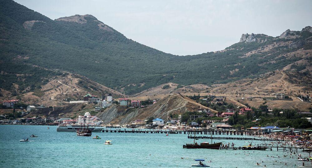 Koktebel, Krym