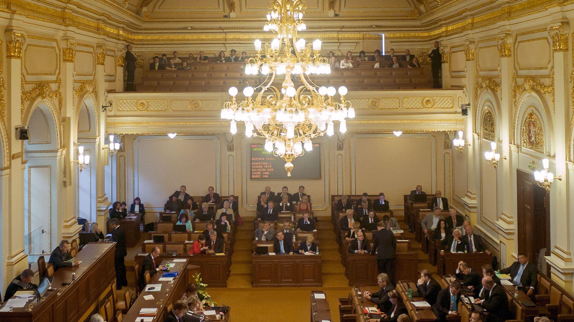 Sněmovna ČR - Sputnik Česká republika, 1920, 06.05.2021