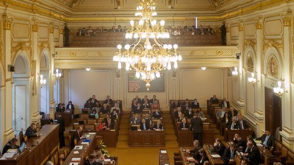 Sněmovna ČR - Sputnik Česká republika