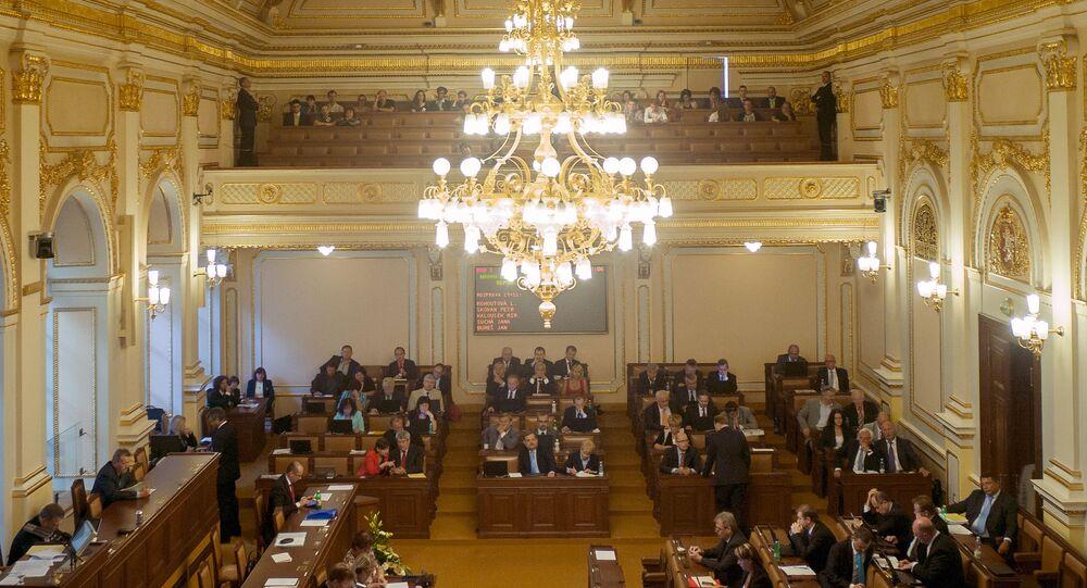 Sněmovna ČR