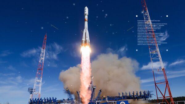 Ruská kosmická vojska slaví jubileum - Sputnik Česká republika