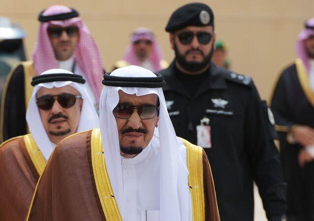 Král Saúdské Arábie Salmán bin Abd al-Azíz