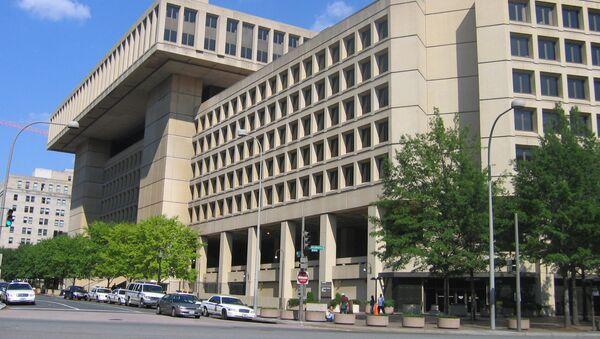 Hlavní kancelář FBI ve Washingtonu - Sputnik Česká republika