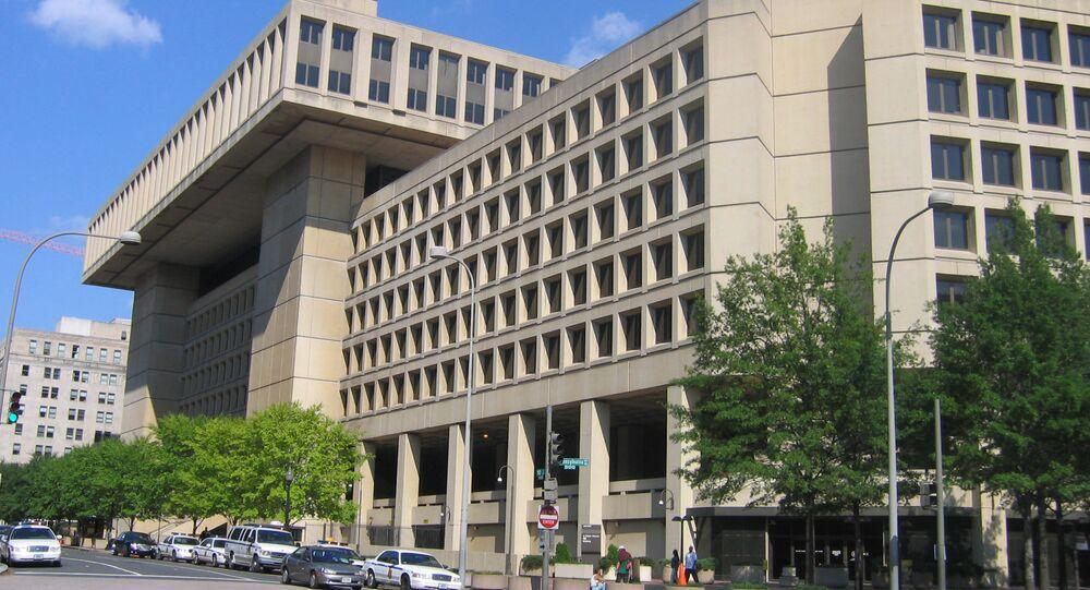 Hlavní kancelář FBI ve Washingtonu
